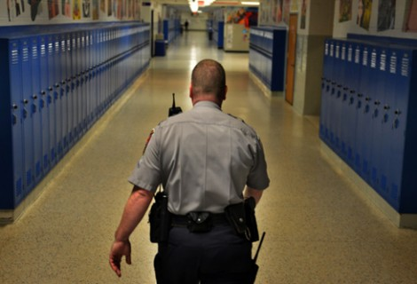 Restricting the Roles of Police in Schools, and Stopping the Militarization of Our Schools