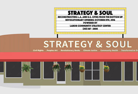 EVENT: Strategy and Soul Revolutionary Opening October 8th 2016 @6pm
