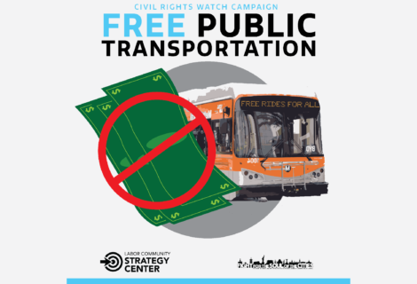 Voices Radio: Join the Free Public Transportation Campaign