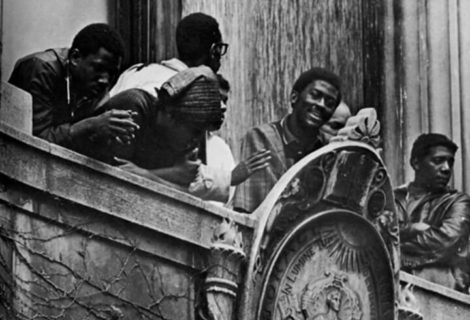 The Historic 1968 Struggle Against Columbia University