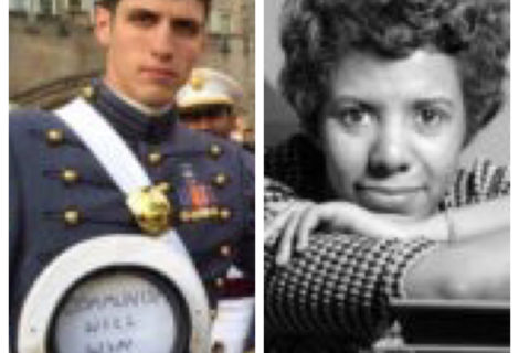 "Voices Radio: Eric talks about Spencer Rapone, a 26 year-old West-Point cadet, who was aptly nicknamed, ""The Commie Cadet"", as well as visionary, artist, rebel, and activist Lorraine Hansberry – June 19, 2018."