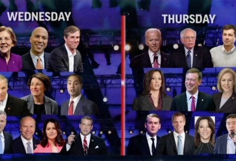 #TODAY ON VOICES RADIO: Snapshots from the (Un) Democratic Debates