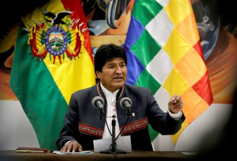 TODAY ON VOICES RADIO: What are We Going to Do About the United States US Hands off Bolivia— Venezuela, Cuba, Iraq, Iran, China and nations all over the world