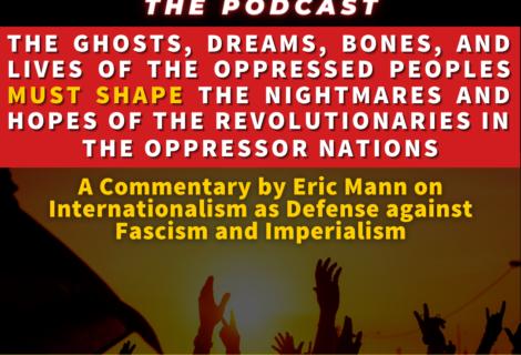 Internationalism as Defense against Fascism and Imperialism