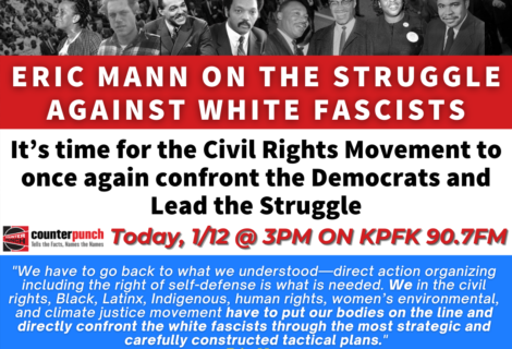 Voices Radio: Eric on The Struggle against white fascists